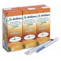 Bi-Oralsuero Naranja 3 x 200 ml
