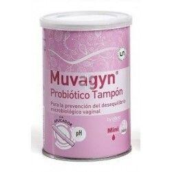 MUVAGYN PROBIOTICO TAMPON MINI 9 UNIDADES