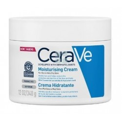 Cerave Crema Hidratante 340 ml