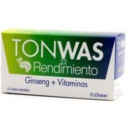 Tonwas 10 Viales Bebibles