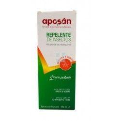 Aposan Repelente de Insectos Familiar 100 ml
