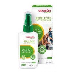 Aposan Repelente de Insectos Herbal 100 ml