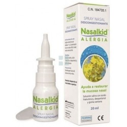 Nasalkid Alergia Spray Nasal 20 ml