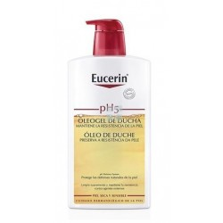 Eucerin Ph5 Oleogel Ducha Piel Sensible 1000 ml