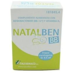 Natalben Bb Frasco Cuentagotas 8.6 ml