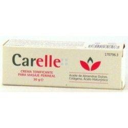Carelle Crema Tonificante Masaje 30 gr