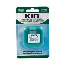 Kin Seda Dental  Mentolada con  Cera 50 M