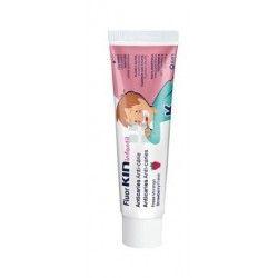 Kin Fluorkin Infantil Pasta Dental Anti-Caries Fresa 50 ml