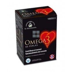 El Naturalista Omega 3 60 Perlas