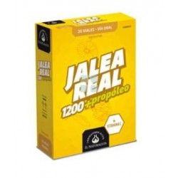 El Naturalista Jalea Real 1200mg + Propoleo 20 Viales