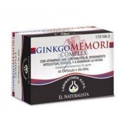 El Naturalista Ginkgomemori Complex 60 cápsulas