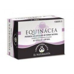 El Naturalista Equinacea con Vitamina C 60 cápsulas