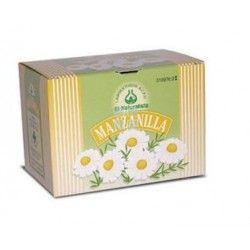 El Naturalista Manzanilla Infusion 20 Filtros