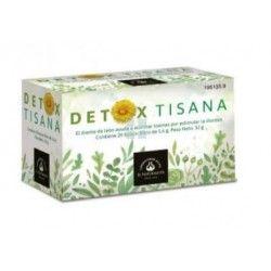 El Naturalista Detox Tisana 20 Bolsas Filtro