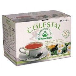 El Naturalista Colestal Infusiones 20 Bolsas Filtro