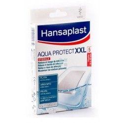 Hansaplast Med Aqua Protect xxl 10 x 8 m 5 Apositos