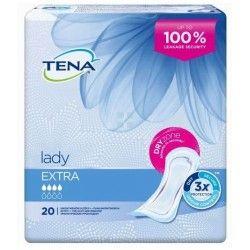 TENA LADY EXTRA 10 UNIDADES