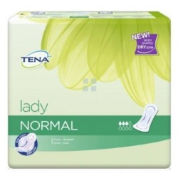 TENA LADY NORMAL 12 UNIDADES