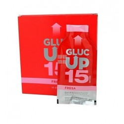 Gluc Up 15 Sabor Fresa 10 Sticks