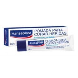 Hansaplast Pomada para Heridas 20 gr