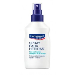Hansaplast Spray Heridas 100 ml