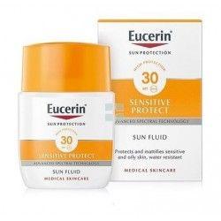 Eucerin Sun SPF 30 Fluido Matificante 50 ml