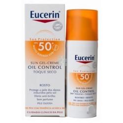 Eucerin Sun Protection SPF 50+ Gel Oil Control 50 ml
