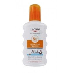 Eucerin Sun Protection SPF50+ Spray Infantil Sensitive 200 ml