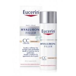 EUCERIN HYALURON CC CREME TONO CLARO ANTI-EDAD 50 ML