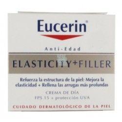 EUCERIN ELASTICY + FILLER CREMA DIA 50 ML