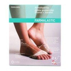 Almohadilla Doble Proteccion Farmalastic Talla gr