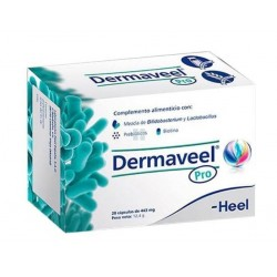 Heel Dermaveel Pro 28 cápsulas
