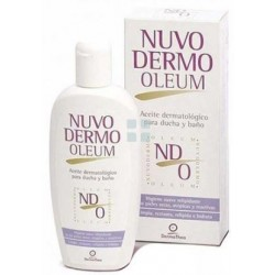 Nuvo Dermo Oleum Aceite Dermatologico para Ducha y Baño 200 ml