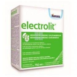 Humana Electrolit Solución Rehidratacion Oral 3 x 250 ml