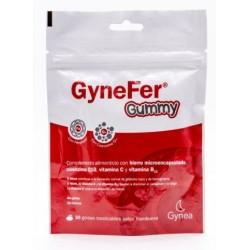 Gynefer Gummy Frambuesa 30 Gominolas