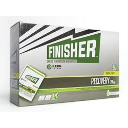 Finisher Recovery Gel Limon 12 Sobres 28 gr