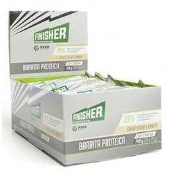 Finisher Barrita Proteica yogur y Canela 20 uds