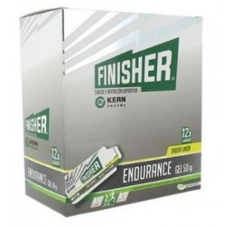Finisher Endurance Gel Sabor Limon 1 unidad