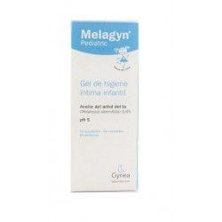 MELAGYN PEDIATRIC GEL HIGIENE INTIMA INFANTIL CON DOSIFICADOR 200 ML