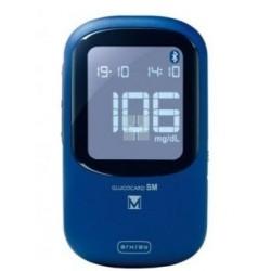 Glucometro Kit Glucocard Sm Meter Analizador, Di