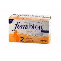 Femibion Pronatal 2 30 Comprimidos + 30 cápsulas