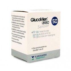 Glucomen Areo Sensor Tiras Reactivas 50 uds