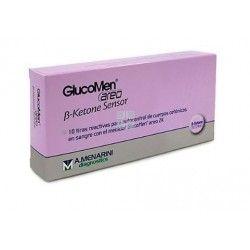 Glucomen Areo Sensor B Ketone Tiras Reactivas 10 uds