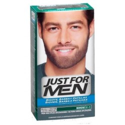 Just For Men Bigote, Barba y Patillas Moreno M-45 30 ml