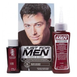Just For Men Champu Anticanas Negro H-55 60 ml