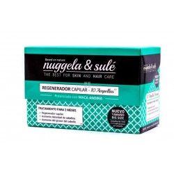 Nuggela & Sule Regenerador Capilar Pack 10 Ampollas x 10 ml
