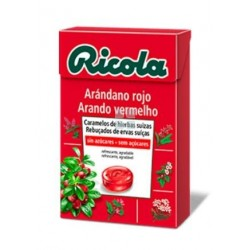 Ricola Caramelos Sin Azucar Arandano 50 gr