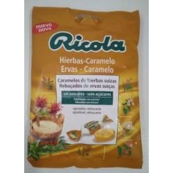 Ricola Caramelos Sin Azucar Hierbas - Caramelo 70 gr