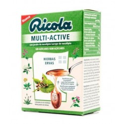 Ricola Multi - Active Hierbas 51 gr