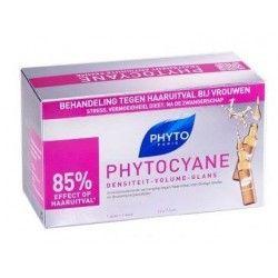 Phytocyane Tratamiento Anti - Caida 12 Ampollas